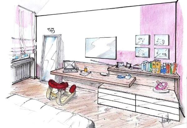 Informati su arredamento moderno casa risorse della rete - Arredamento studio casa moderno ...